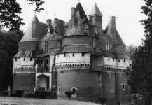 chateau coté Sud Est