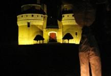 halloween au chateau