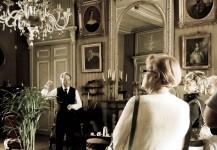 visite en costume pour les journees du patrimoine