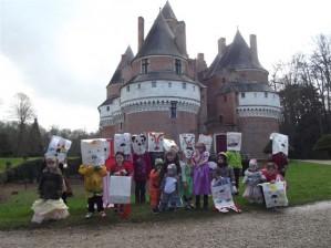 1er mars 2014 : carnaval au château