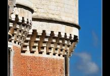 Tourelles du château de Rambures
