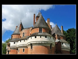 Chateau Rambures proche du parc du marquenterre