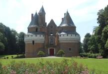Chateau façade nord