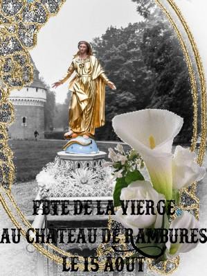 15 Aout: Fête de la Vierge