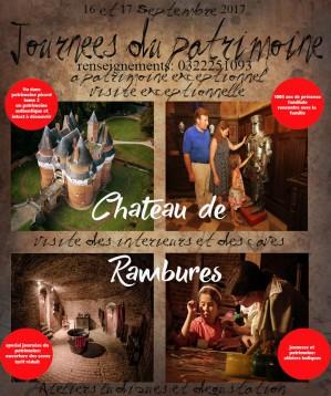 16 et 17 Septembre: journées européennes du patrimoine