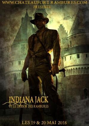19 & 20 Mai:Indiana Jack et le trésor des Rambures