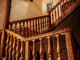le grand escalier