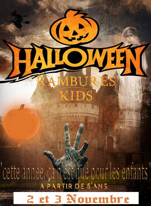 2 et 3 Novembre: Rambures Halloween Kids