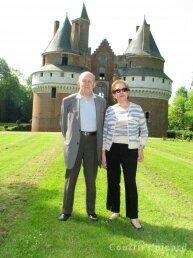 Le Comte et la Comtesse de Blanchard