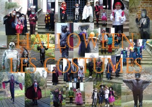 Halloween suite…et fin