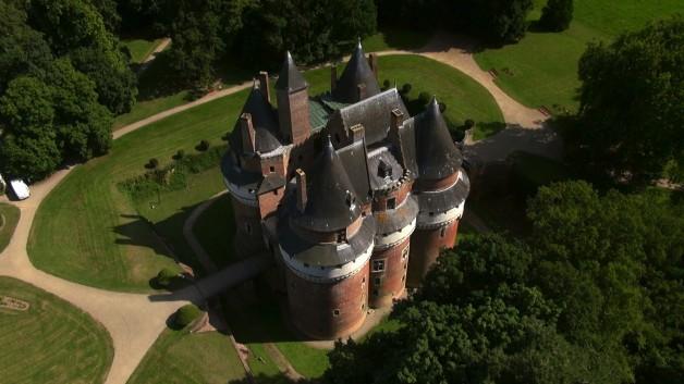 escapades et patrimoine au château de Rambures